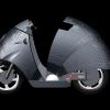 La moto solar