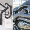 Trask turbo kit para V-Rod