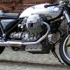 """La Moto Guzzi Le Mans III """"Scoro"""" – LM 3, de Urban Motor"""