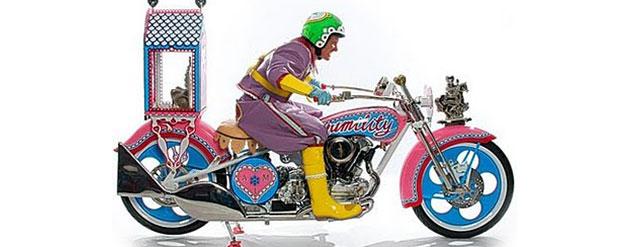 Yellow Motorcycles, la escena custom japonesa
