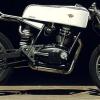 La Ducati 350 de Christian Klein