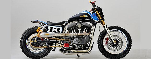 La XLST3 de Shaw Speed & Custom