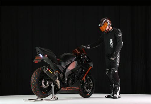 Magnífica puesta en escena en la ESSEN MOTOR SHOW 2009.