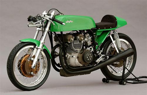 Un motor extremadamente moderno y potente para la época.