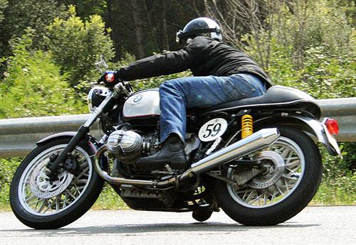 Ha valido la pensa trabajar en el chásis de la moto y optimizar su estabilidad.