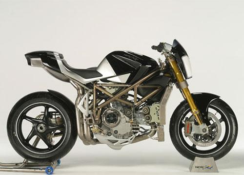 Una vez fue una Ducati ...
