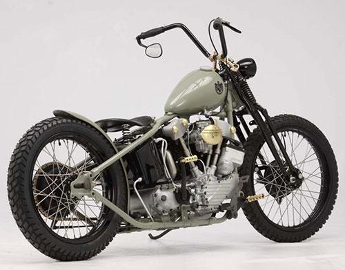 Una moto con un diseño claro, sin aristas.