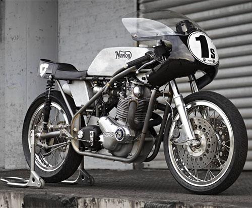 Puede una moto ser más bonita que esta?
